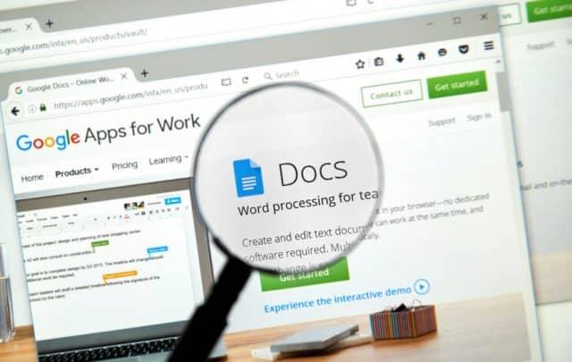 Google Docs : 13 astuces ou fonctions à connaître impérativement