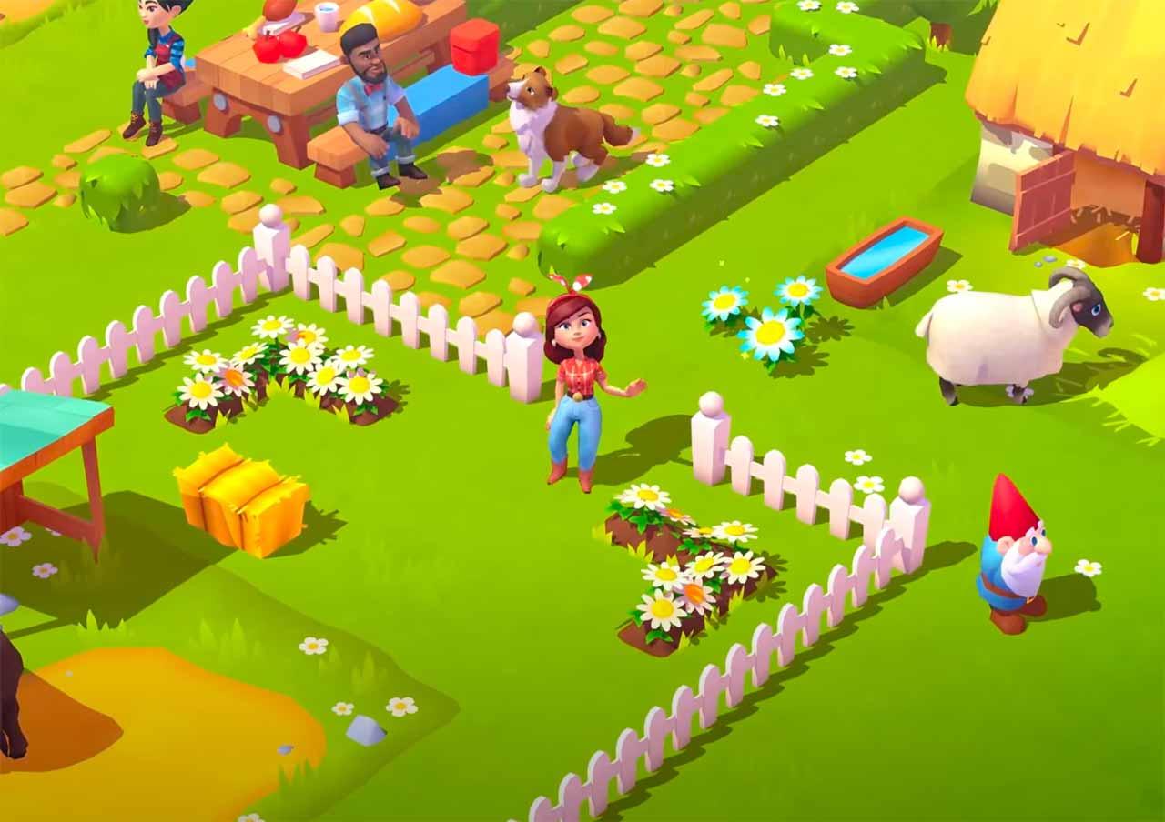 FarmVille 3 sortira en novembre