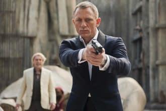 Un extrait de James Bond Skyfall