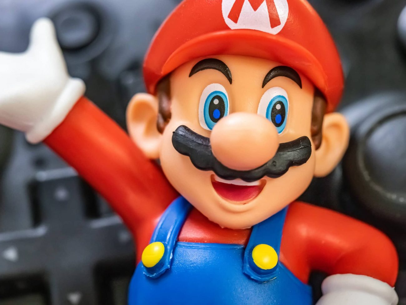 Charles Martinet compte bien doubler Mario jusqu'à sa mort